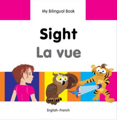 Bilingual Book - Sight in French & English [HB]