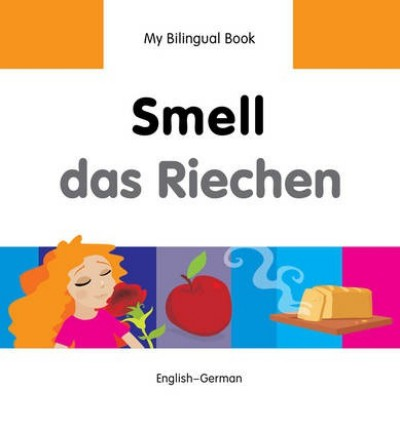 Bilingual Book - Smell in German & English [HB]
