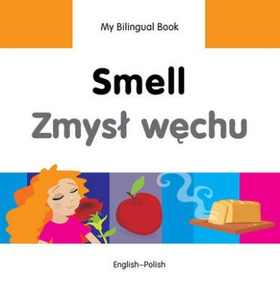 Bilingual Book - Smell in Polish & English [HB]