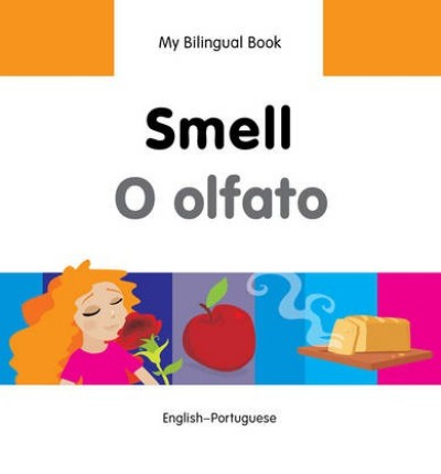 Bilingual Book - Smell in Portguese & English [HB]