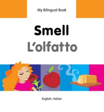 Bilingual Book - Smell in Italian & English [HB]