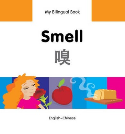 Bilingual Book - Smell in Chinese & English [HB]