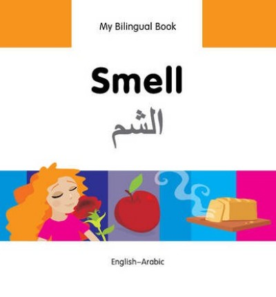 Bilingual Book - Smell in Arabic & English [HB]