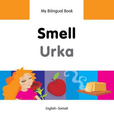 Bilingual Book - Smell in Somali & English [HB]