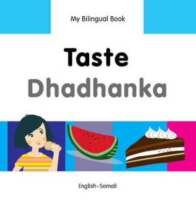 Bilingual Book - Taste in Somali & English [HB]