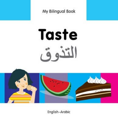 Bilingual Book - Taste in Arabic & English [HB]