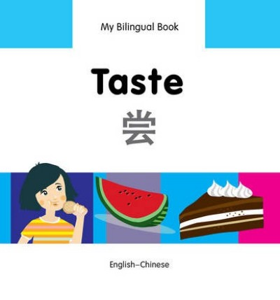 Bilingual Book - Taste in Chinese & English [HB]