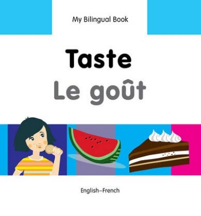 Bilingual Book - Taste in French & English [HB]