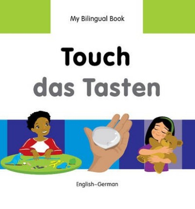 Bilingual Book - Touch in German & English [HB]