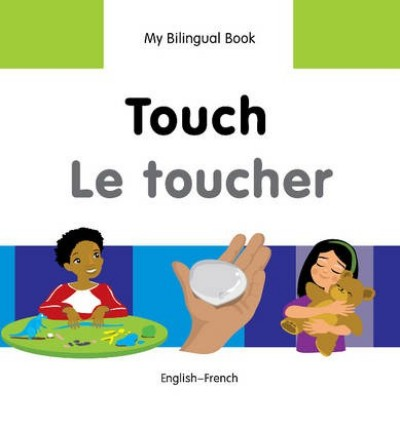 Bilingual Book - Touch in French & English [HB]
