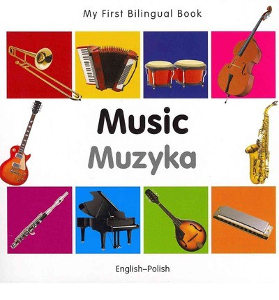 Bilingual Book - Music in Polish & English [HB]