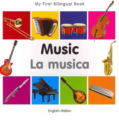 Bilingual Book - Music in Italian & English [HB]