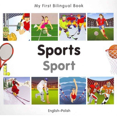 Bilingual Book - Sports in Polish & English [HB]