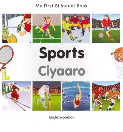 Bilingual Book - Sports in Somali & English [HB]