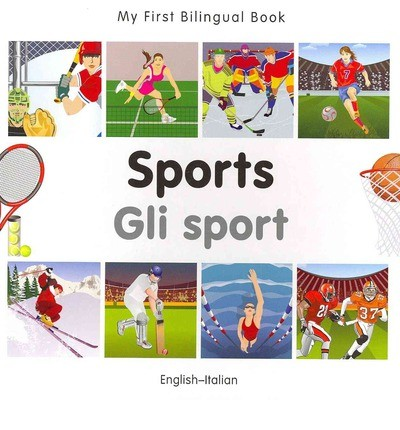Bilingual Book - Sports in Italian & English [HB]