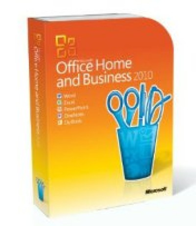 Arabic Office 2010 Home & Business PKC without DVD (media) downloadable license