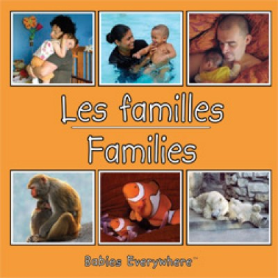 FAMILIES in French & English