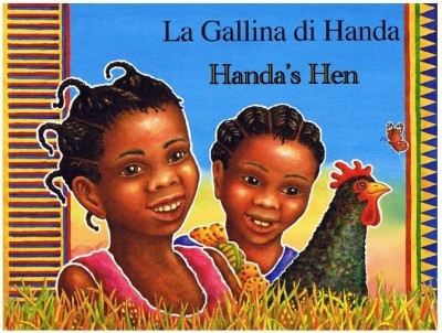 Handa's Hen in French & English (PB)