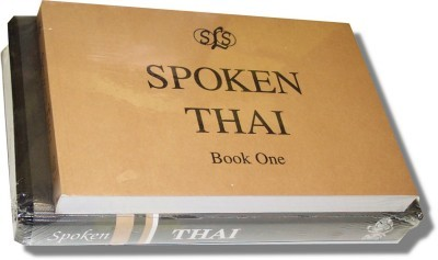 Spoken Thai 322 page book and Audio CD's