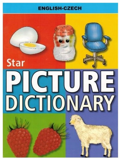 Czech-English Star Children's Picture Dictionary
