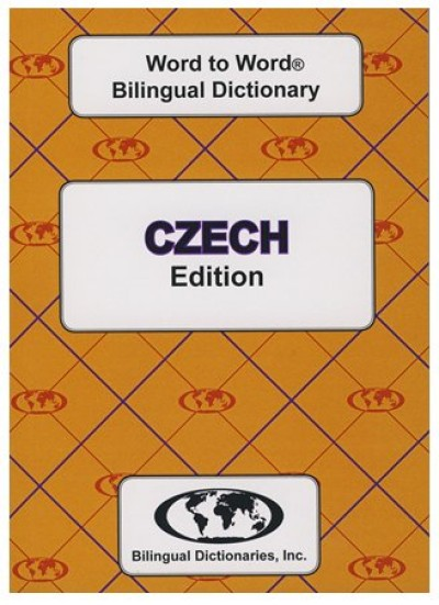 Word to Word Czech Dictionary
