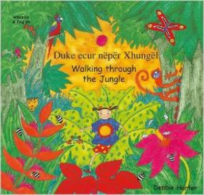 Walking through the Jungle in Albanian & English (PB)