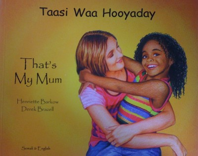 That's My Mum in Somali & English (PB)