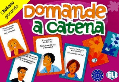 Domande a Catena Game - Italian Game for Kids
