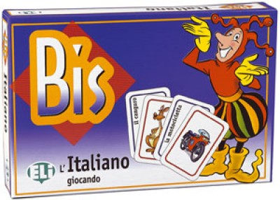 Bis-L'Italiano - Italian Game for Kids