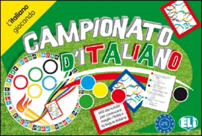 Campionato D'Italiano Game - Italian Game for Kids, Classrooms