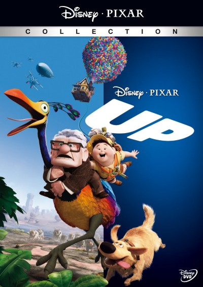UP - DVD with Italian / English subtitles and Italian / English dialogue