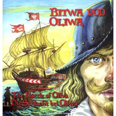Legend of the Battle of Oliva in Polish, German and English