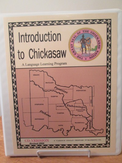 Introduction to Chickasaw (2 CDs & 64-page workbook)