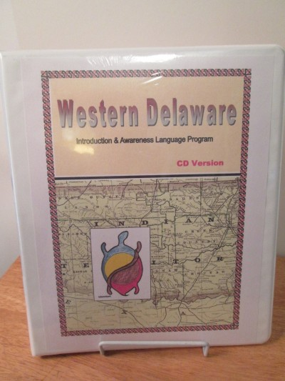 Introduction to Western Delaware (3 CD's & 100 page book)