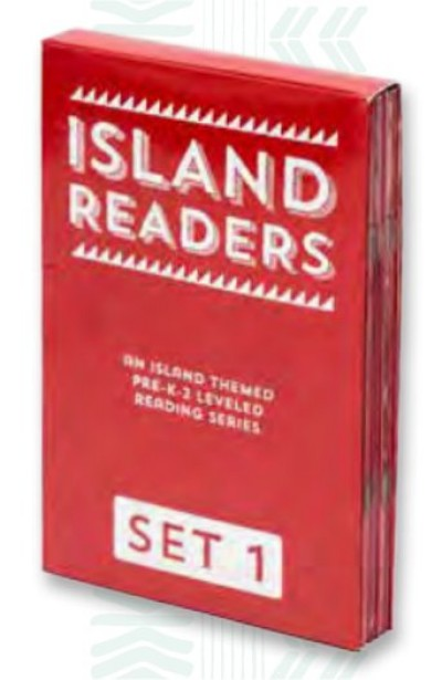 Island Readers - Set #1 10 titles of Hawaiian Themed Children's Books