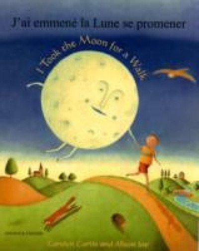 I took the Moon for a Walk in Urdu & English (PB)
