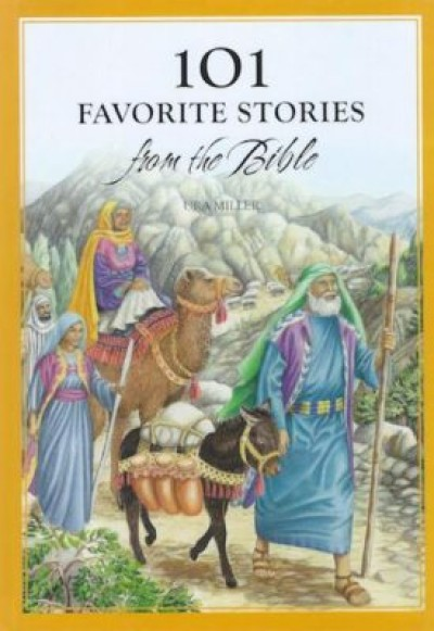 101 Favorite Stories From the Bible (English)