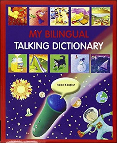 My Talking Dictionary - Book & CD Rom in Italian & English
