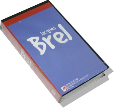 Jacques Brel DVD