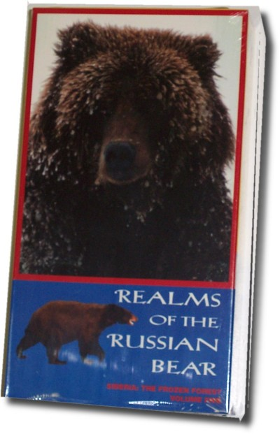 Realms of the Russian Bear, Volume 5 - Siberia: The Frozen Forest