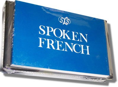 Spoken French (216 pages 6 cass)