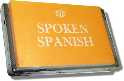 Spoken Spanish (280 pages 6 cass)