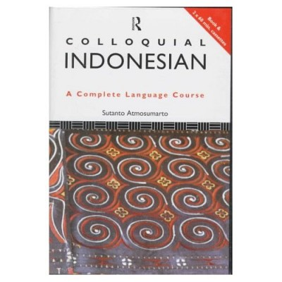 Colloquial Indonesian (Book/Audio-CD/Audio Cassette)