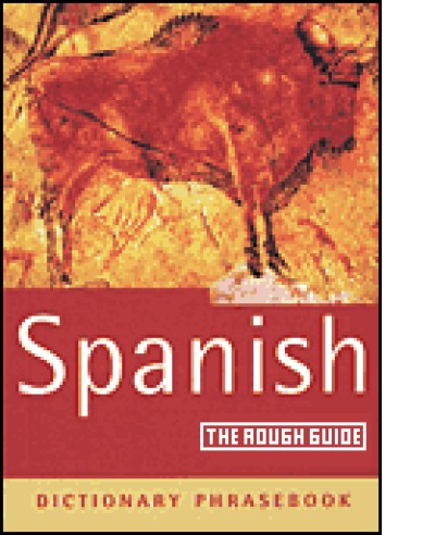 Rough Guide to Spanish (Phrase book)