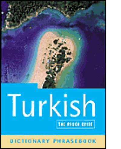 Rough Guide to Turkish (Phrase Book)