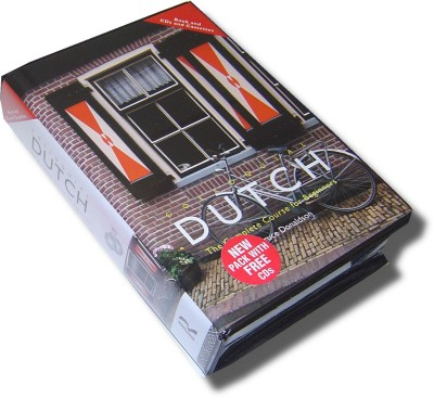 Colloquial Dutch: The Complete Course for Beginners (Book, Audio Cassettes, and Audio CDs)
