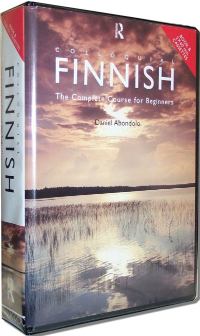 Colloquial Finnish (240 pages and 2 audio CD)