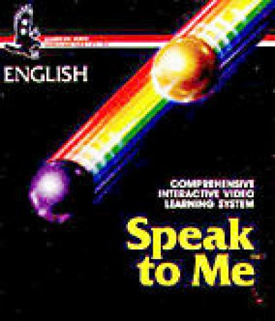 Speak to Me English Learning Video Level 3 for ESL German Speakers