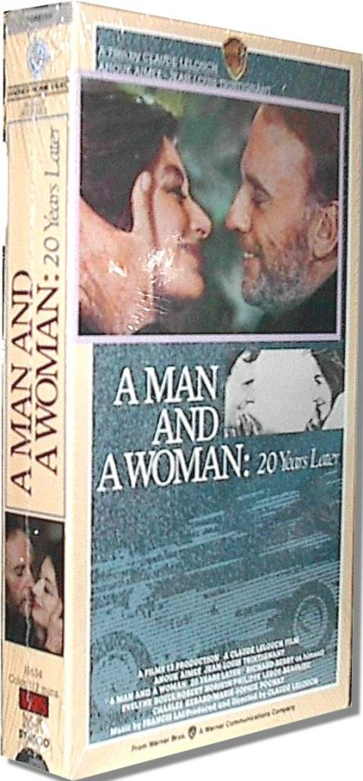 A Man and a Woman--20 Years Later